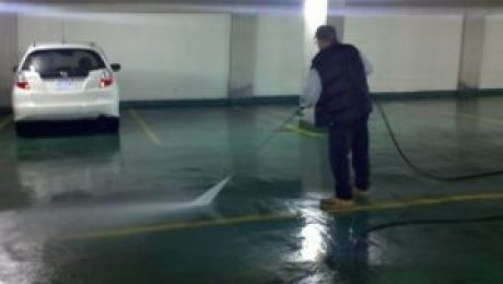 Columbus Commercial Power washing