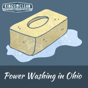 Power Washing In Ohio