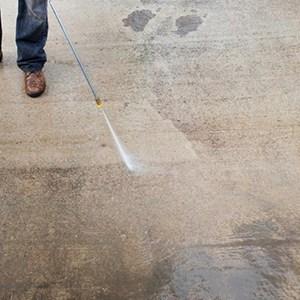 Driveway Washing Project