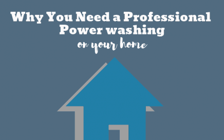 Why You Need Professional Power Washing