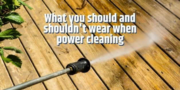 What you should and shouldn't wear while power cleaning