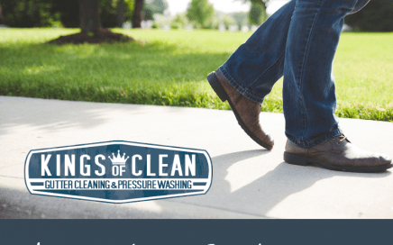 Keep Your Customers Safe with Clean Sidewalks