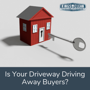 Is Your Driveway Driving Away Buyers?