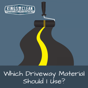 Which Driveway Material Should I Use?