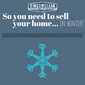So You Need to Sell Your Home... in Winter?
