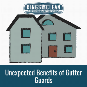 Unexpected Benefits of Gutter Guards