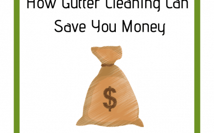 How Gutter Cleaning Can Save You Money