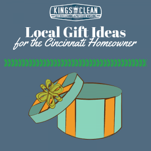 Local Gift Ideas for the Cincinnati Homeowner