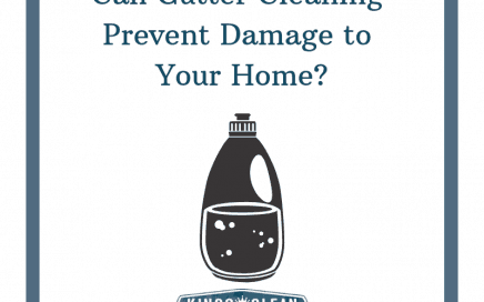 Can Gutter Cleaning Prevent Damage to Your Home?