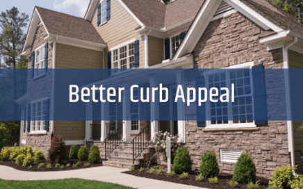 Pressure Washing for Curb Appeal