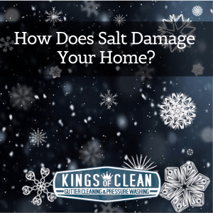 How Does Salt Damage Your Home?