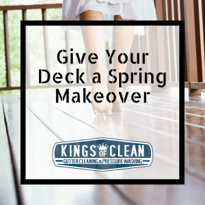 Give Your Deck a Spring Makeover