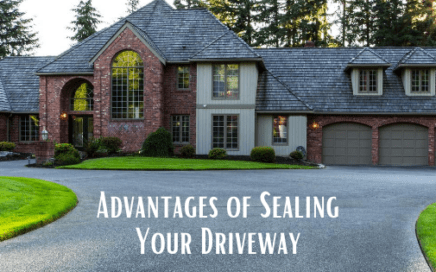 Advantages of Sealing your Driveway