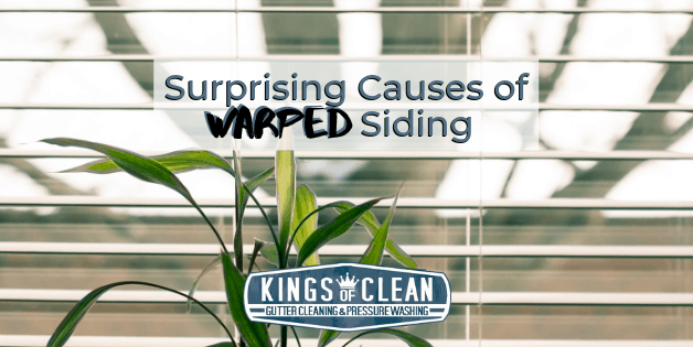 Surprising Causes of Warped Siding