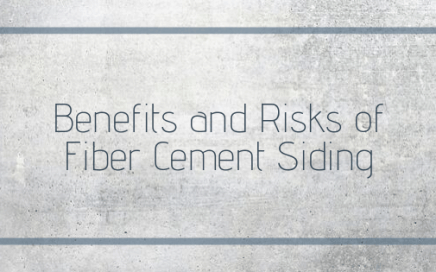 Benefits and Risks of Fiber Cement Siding