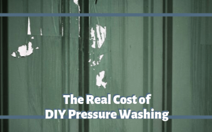 The Real Cost of DIY Pressure Washing