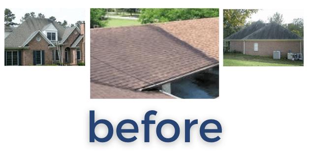Best roof washing company in cincinnati