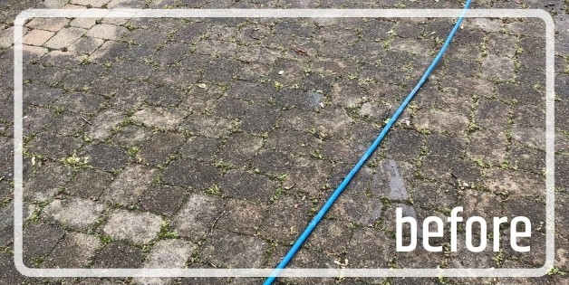 when to get concrete cleaned